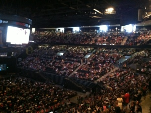 Sold-out crowd to hear Dalai Lama speak at UO.