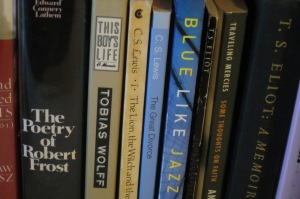 A few of my favorite books.